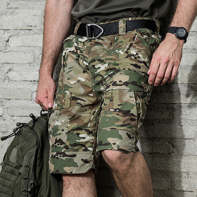 Urban Pro Waterproof Tactical Shorts - Multicam