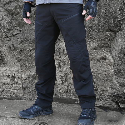 Men's Urban Pro Stretch Tactical Pants- Black
