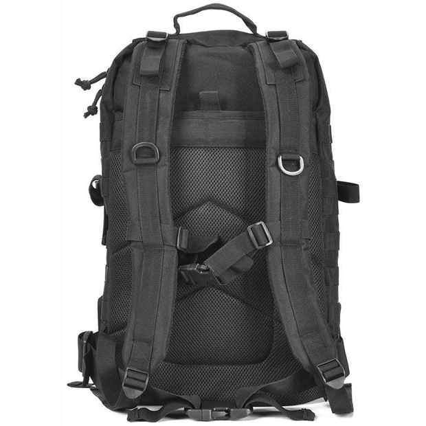 Molle Pouch Admin Gadget Utility Black Tactical Extra Large Backpack Belt Camera EDC EMT First Aid For Vest Nylon Organizer Quick Zipper Radio Army Holder Tool Universal Multpurpose Bag