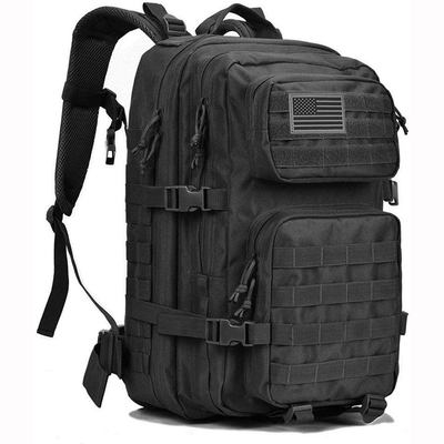 Military Style Tactical Bug Out Sling Go Bag Backpack Ambidextrous Police Black