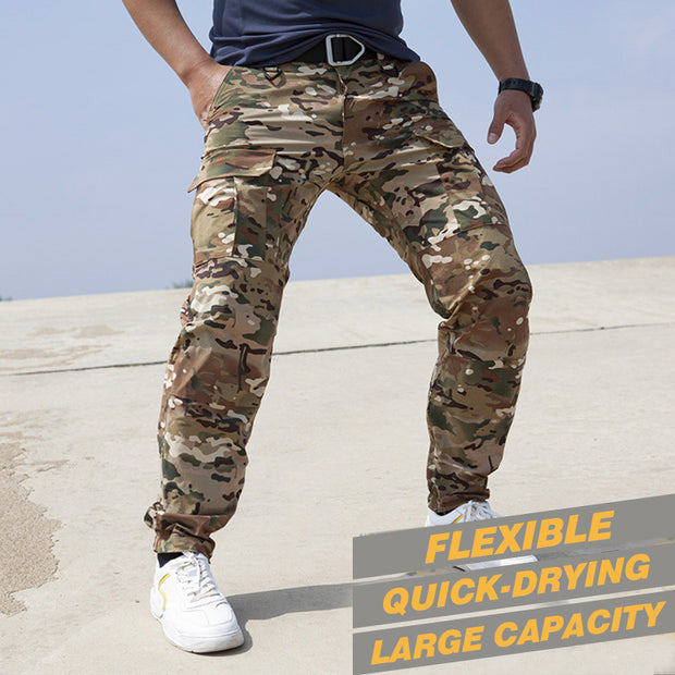 Archon Summer Lightweight Quick Dry Tactical Jogger Pants