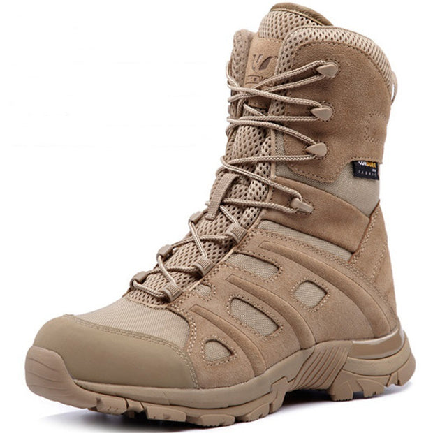 Unite Waterproof Tactical Combat Boots Indestructible Military Boots