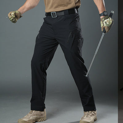 Archon Men's IX9 Black Tactical Pants