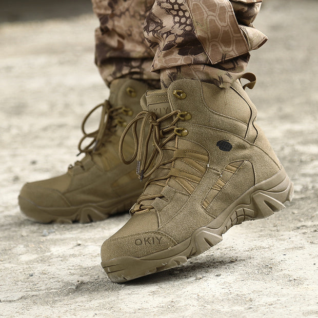Men's Lightweight Military Boots