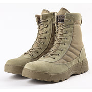 Outdoor Military Combat Boots Lightweight Waterproof Tactical Boots