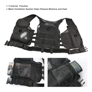 Elite Sportsman Tactical Scenario Vest