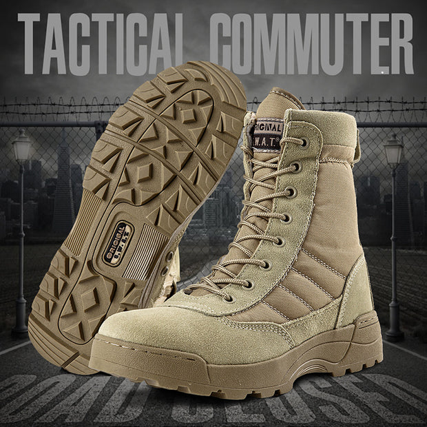 Archon Outdoor Military Combat Boots