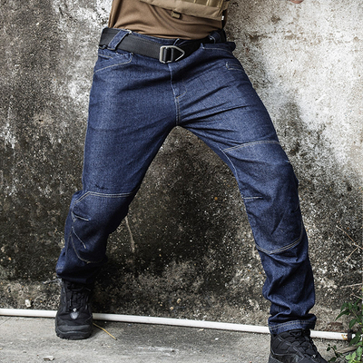 Archon Slim Tactical Jeans Operation Flex Tactical Denim Pants