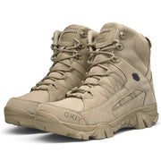High-top Tactical Outdoor Boots