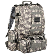 60L Tour of Duty Outdoor Tactical Backpack