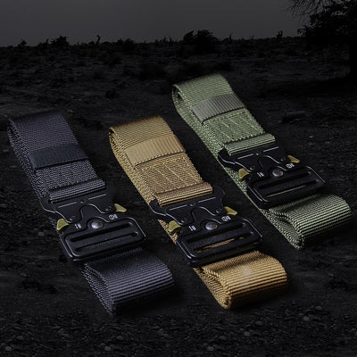 Tactical Quick Release Belt