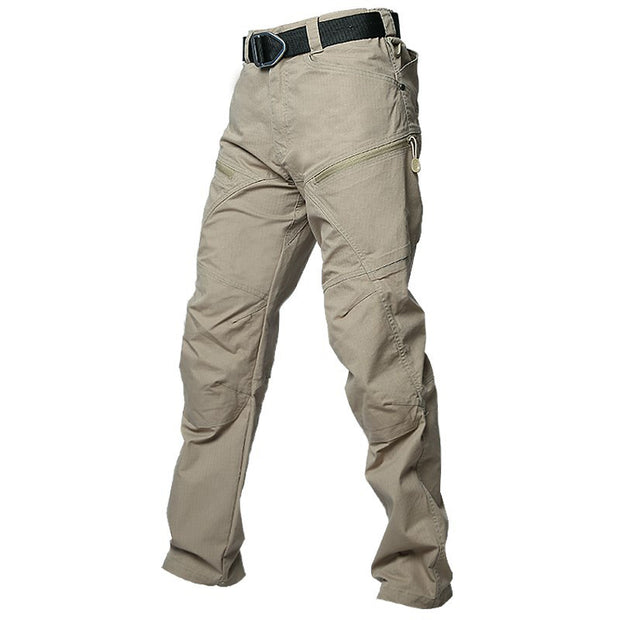Men's Khaki Tactical Pants Urban Pro Stretch Pants