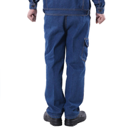 Mens Flame Resistant Carpenter Work Jean