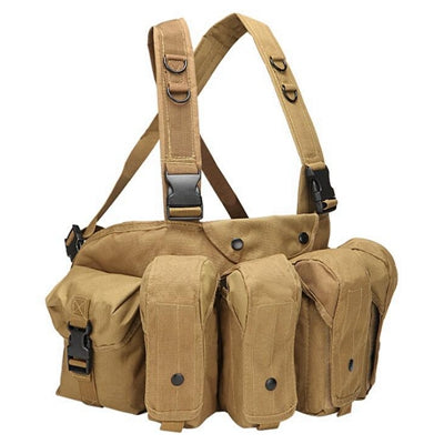 Rapid Assault Pocket Chest Rig