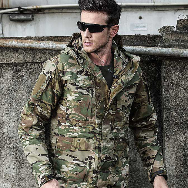 Archon M65 Tactical Operation Jacket