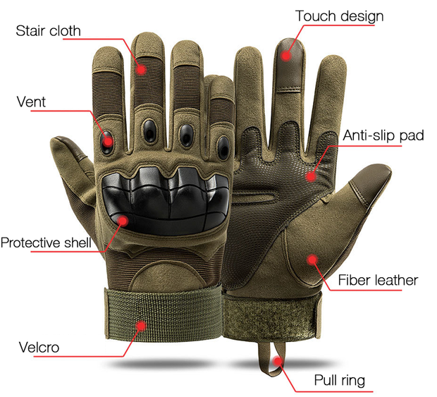 Archon Prime Z908 Tactical Glove