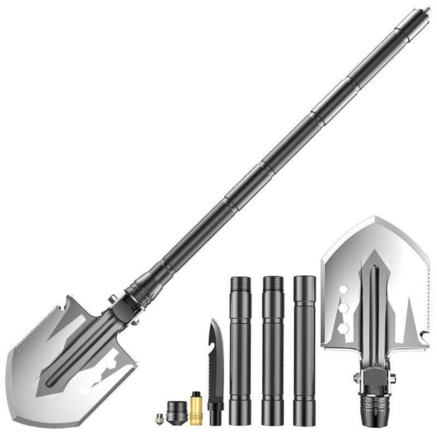 D14 Multifunctional Tactical Survival Shovel