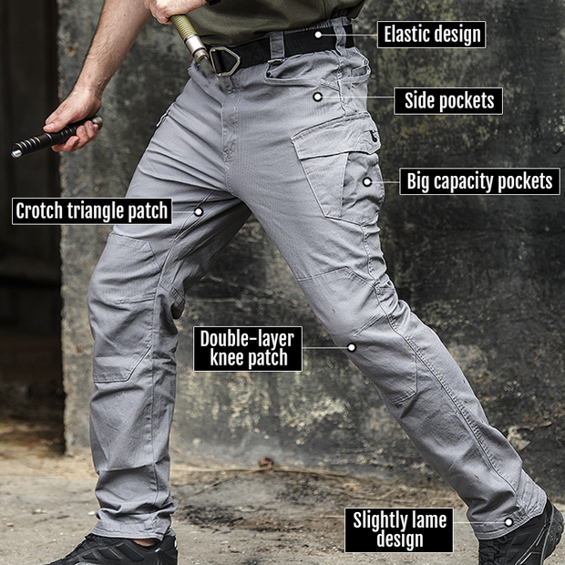 Archon Thunder Military Combat Pants For Winter