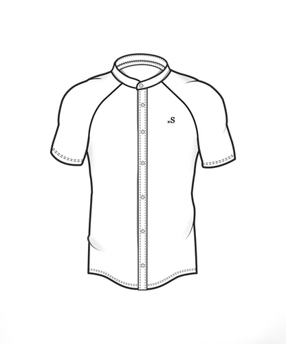 Performance Short Sleeve Shirt - White
