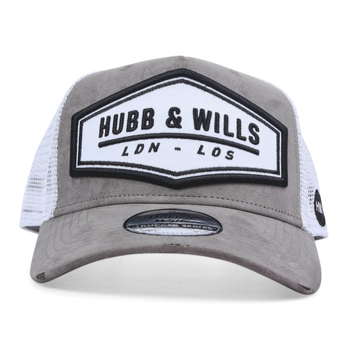 HEX LDN - LOS Patch Hat - GREY