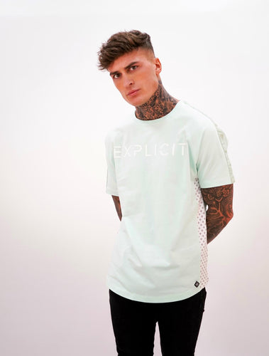 Explicit Tee Teal - Explicit clothing