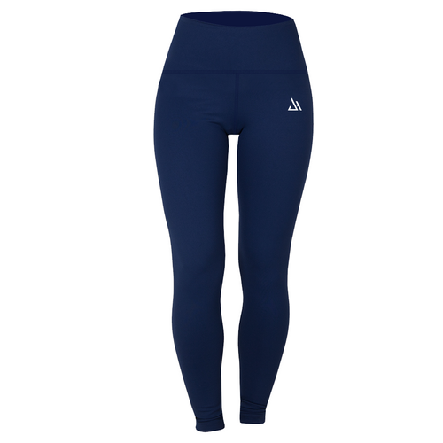 Navy Essential High Waist Leggings