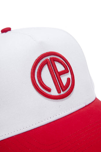 Baseball Cap – Red/White