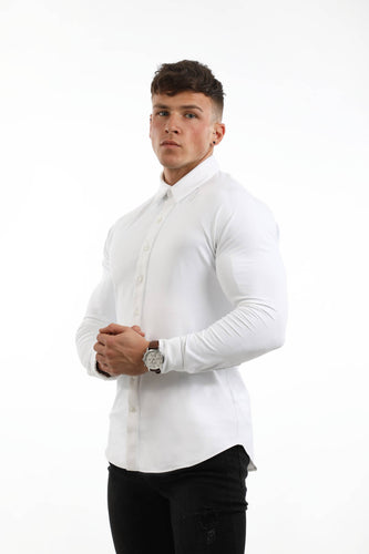 Performance Dress Shirt - White