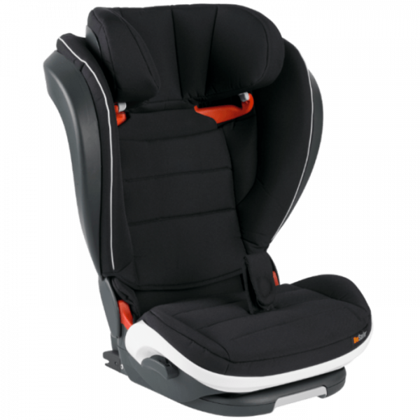 BeSafe iZi Flex FIX i-Size Booster Seat - Happy Baby