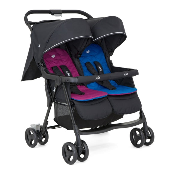 Joie Aire Twin Stroller - Happy Baby