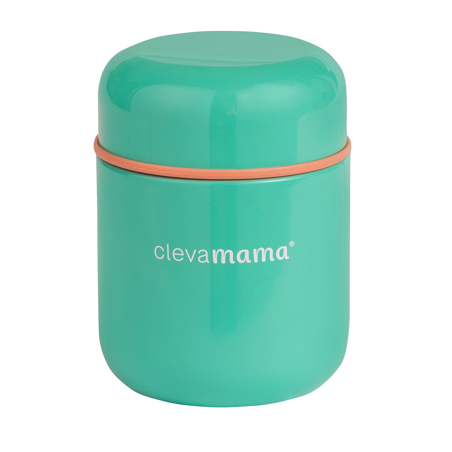 Clevamama - 8 Hour Flask - Happy Baby