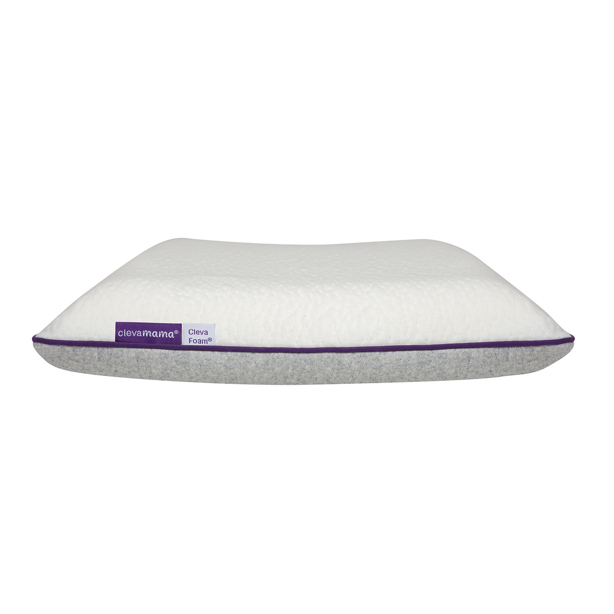 ClevaFoam® Pram Pillow - Happy Baby