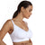 Maternity & Nursing Bra with Carri-Gel Support White - Happy Baby