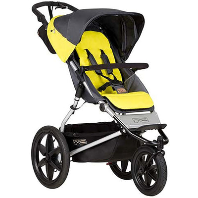 Mountain Buggy Terrain Travel System - Happy Baby