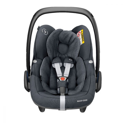 Maxi Cosi Pebble Pro Group 0+ Car Seat - Happy Baby