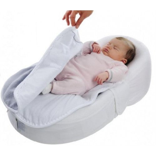 Red Castle Cocobag White 0.5 Tog - Happy Baby