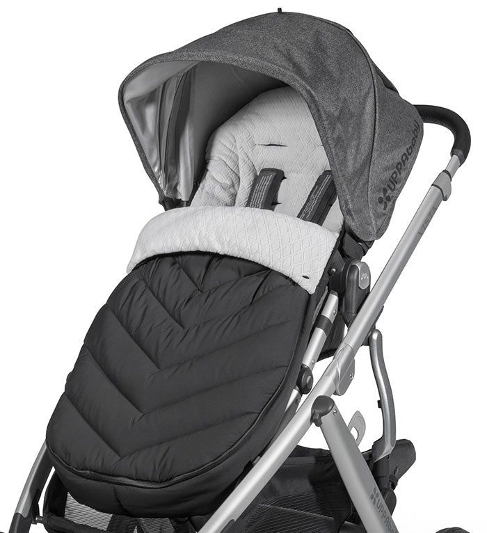 Uppababy Cozy Ganoosh Footmuff - Happy Baby