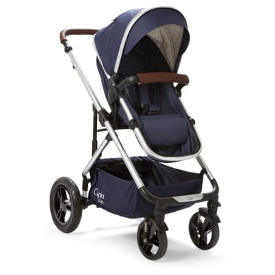 Baby Elegance Cupla Duo 2 in 1 Pushchair Double/ Twin - Happy Baby