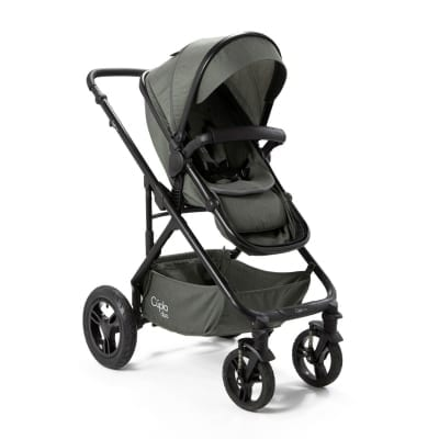 Baby Elegance Cupla Duo 2 in 1 Pushchair - Happy Baby