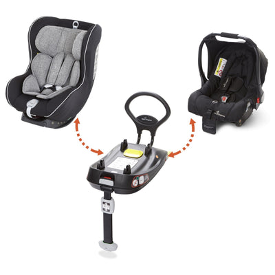 Baby Elegance ISOfix Car Seat Base - Happy Baby