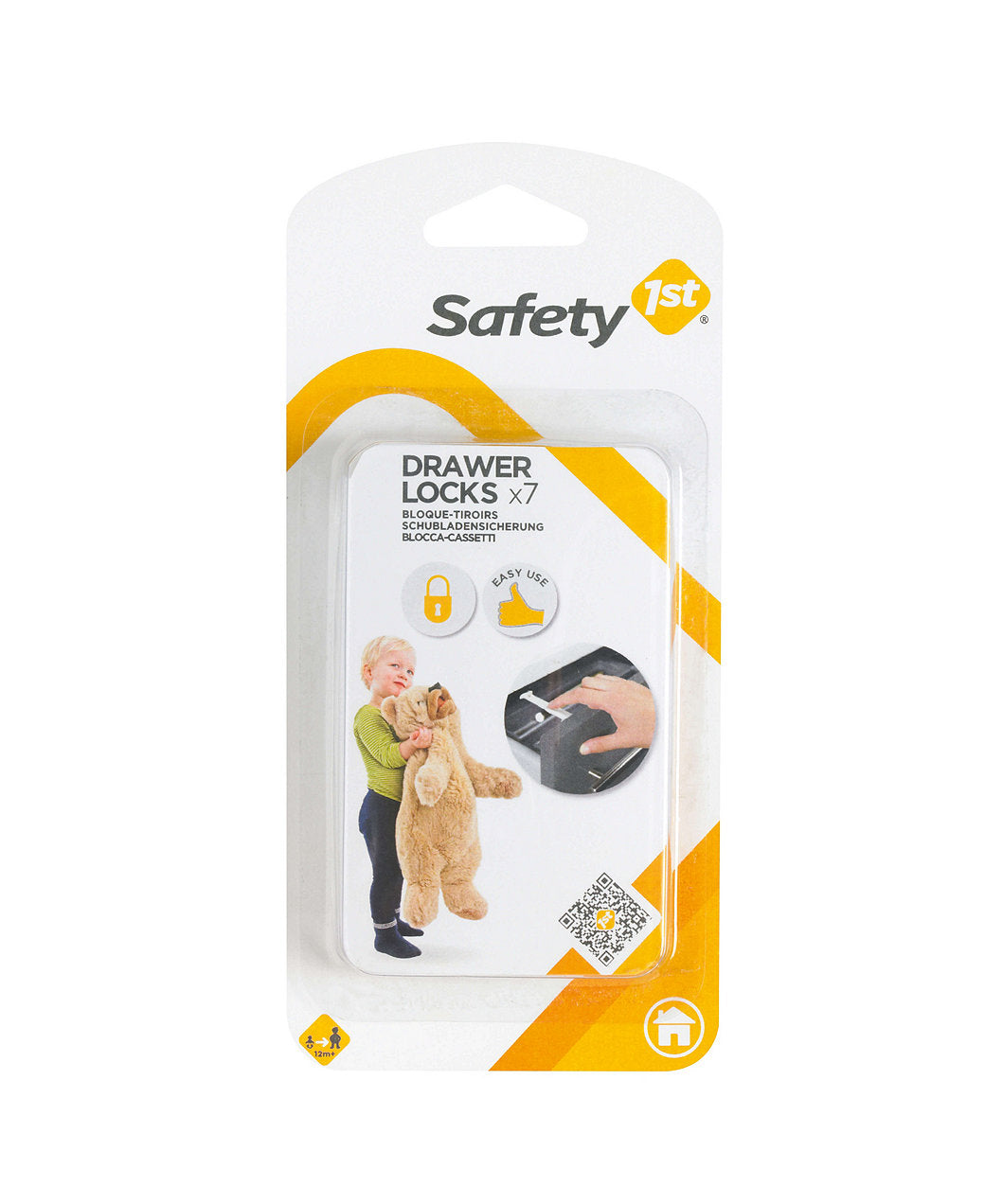 Safety 1st Drawer Locks - Happy Baby