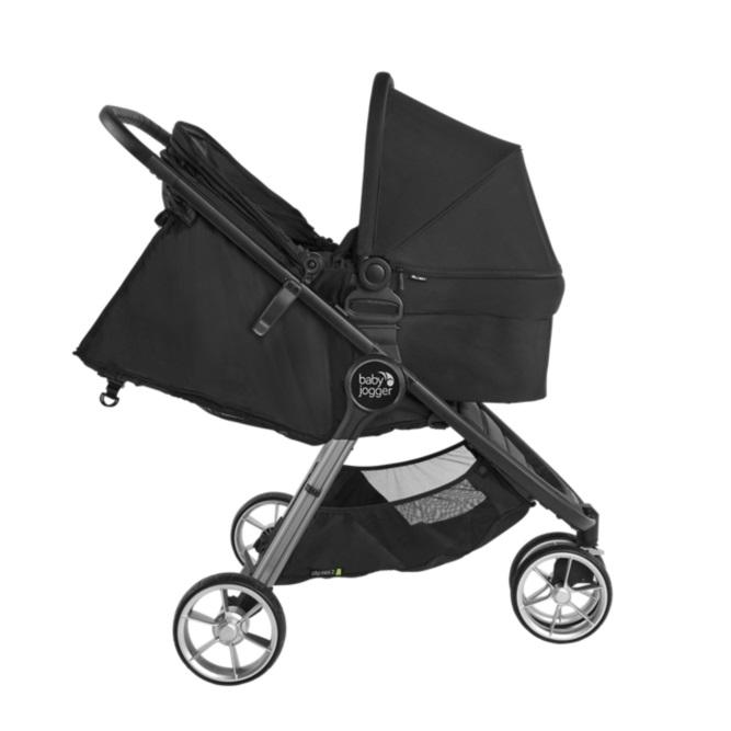 Baby Jogger City Mini2 & GT2 Carrycot - Single - Happy Baby