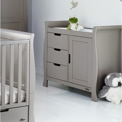 Stamford Luxe Cot Bed - Happy Baby
