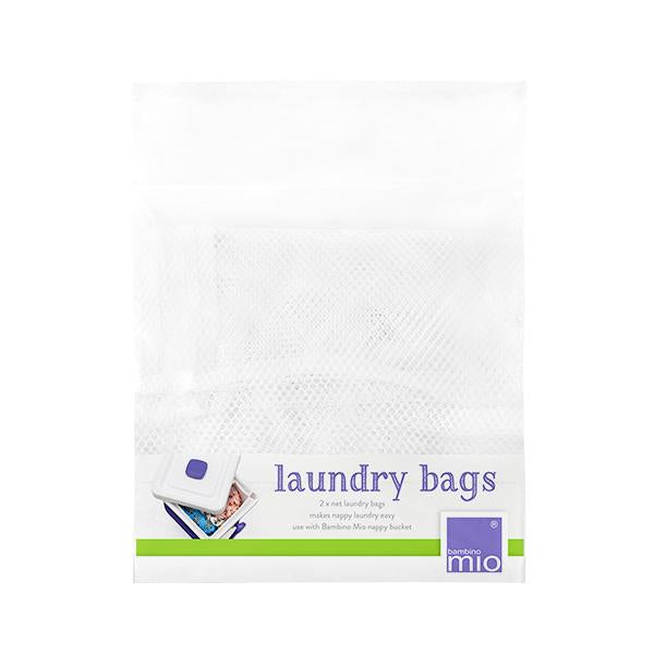 Bambino Mio Laundry Bag - 2 Pack - Happy Baby
