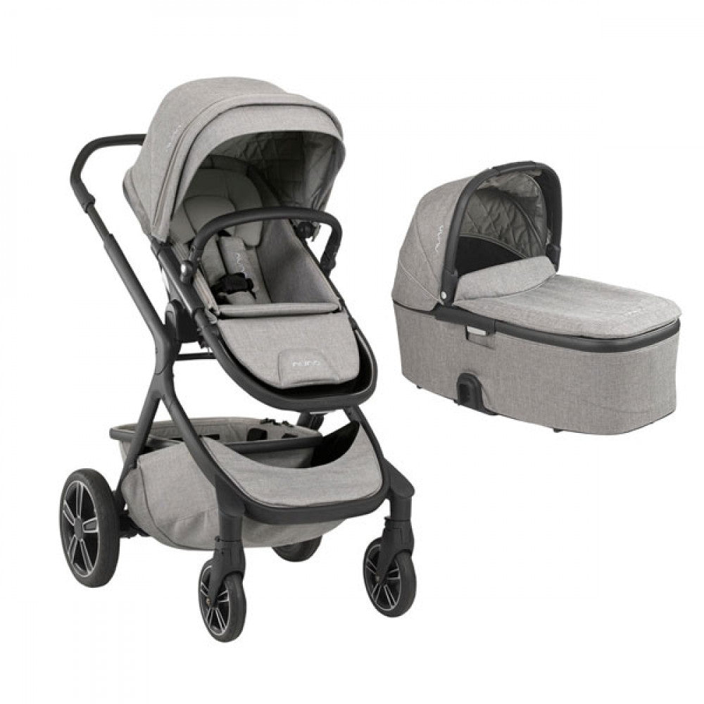 Nuna Demi Grow - Travel System Bundle - Happy Baby