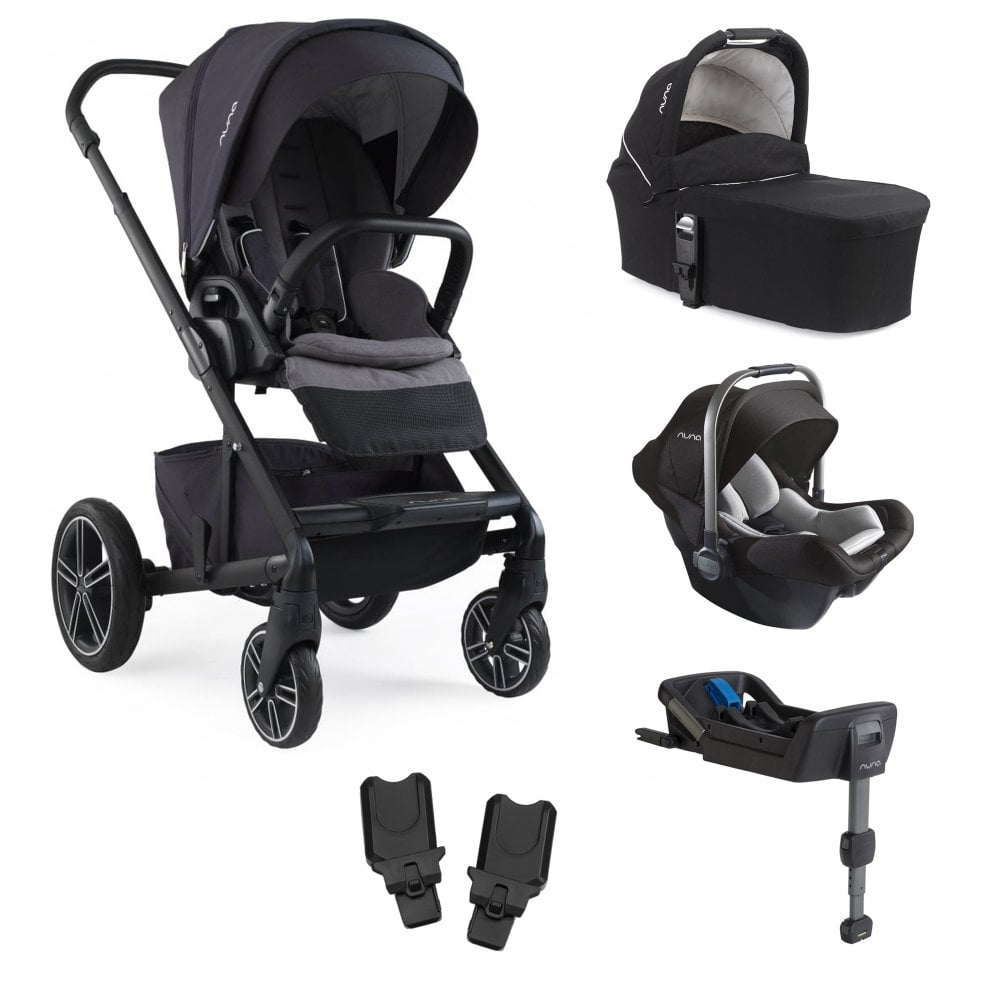 Nuna Mixx Travel System With Pipa Lite and Base - Happy Baby
