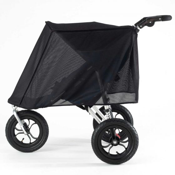 Out 'N' About Nipper Single Sun Mesh Cover - Happy Baby