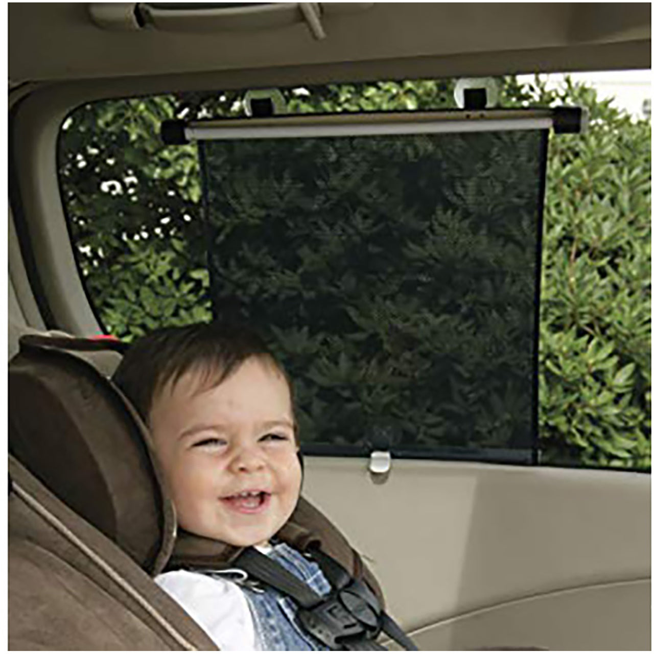 Safety 1st Deluxe Roller Shade 2 Pack - Happy Baby