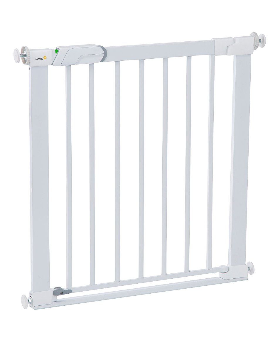 Safety 1st Flat Step Metal Gate White - Happy Baby