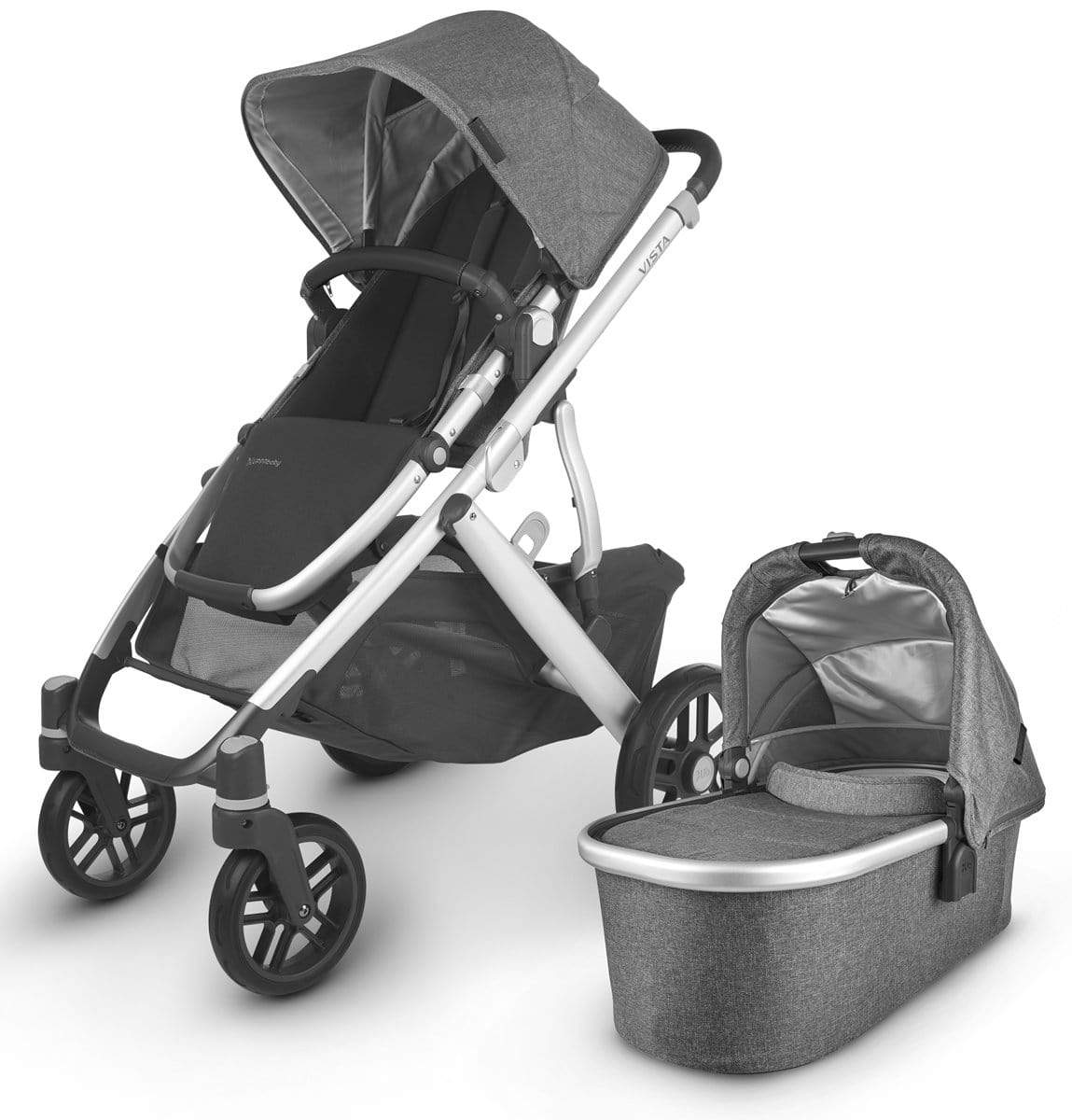 UPPAbaby Vista Travel System Package - Happy Baby